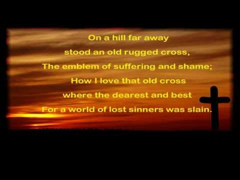 Hymn Old Rugged Cross You