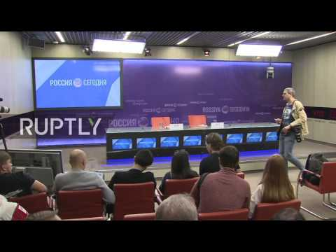 LIVE: Russian Anti-Doping Commission holds first meeting in Moscow: press conference