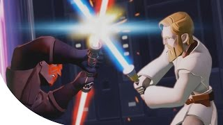 Obi Wan Vs Darth Maul