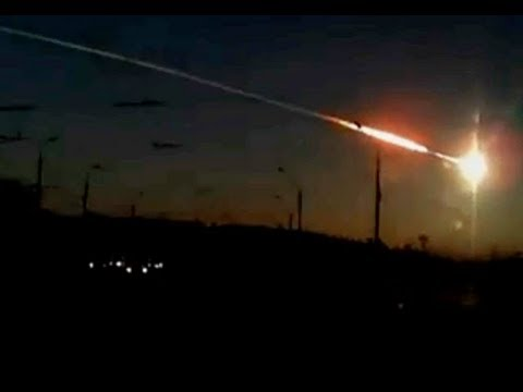The  truth about asteroid DA 14 and what happened in Russia Meteorite