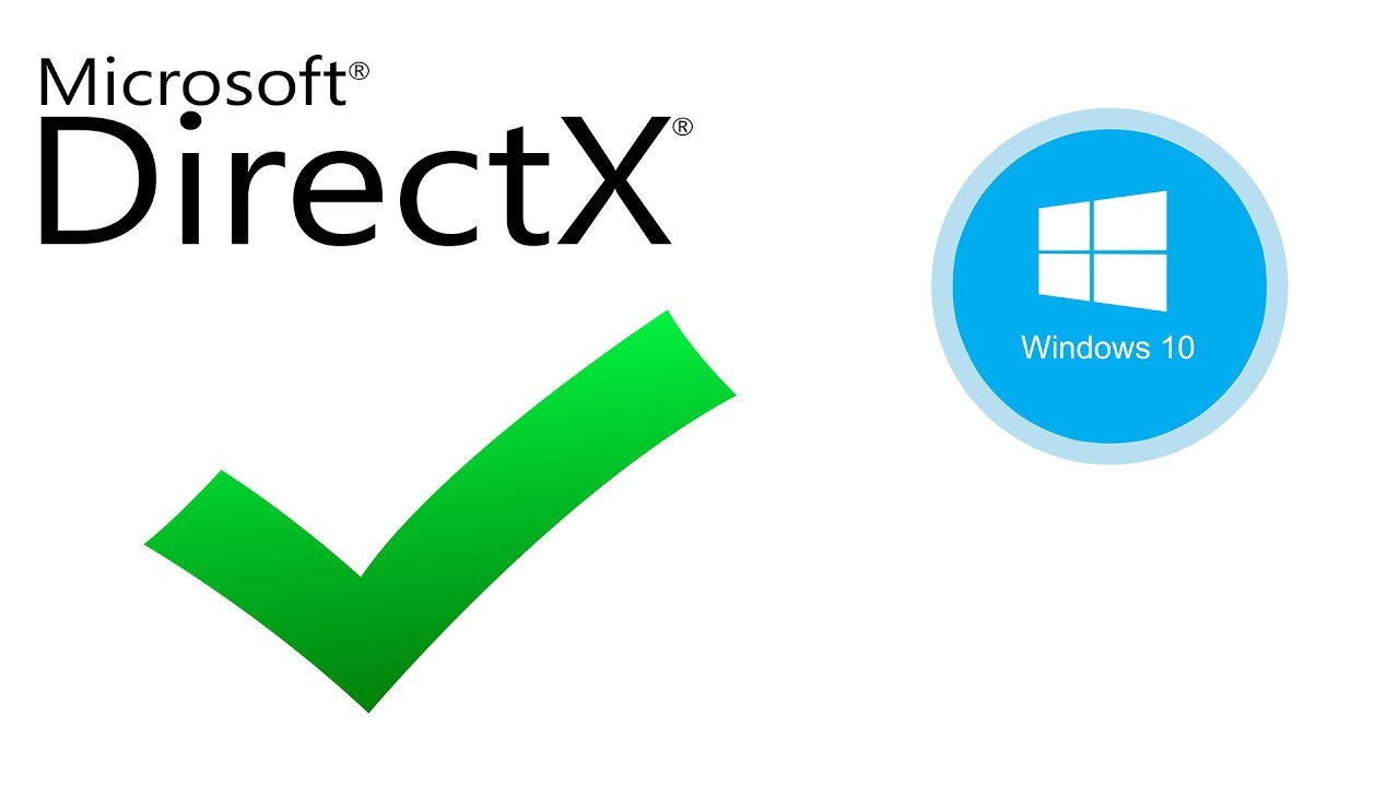 How to: DIRECT X 8 & 9 IN WINDOWS 10