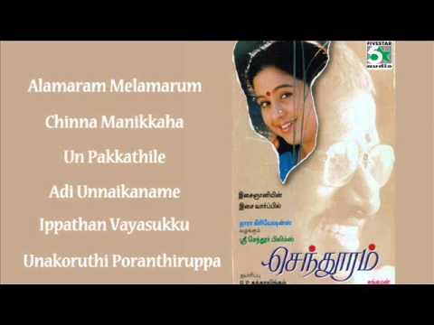 Ilayaraja songs   Senthuram - Audio Jukebox (Full Songs)