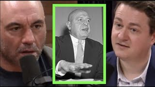 How Harry Anslinger Started The War on Drugs | Joe Rogan & Johann Hari