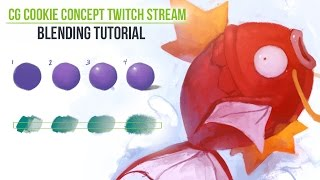 Stream: Blending Demo and Follow Along