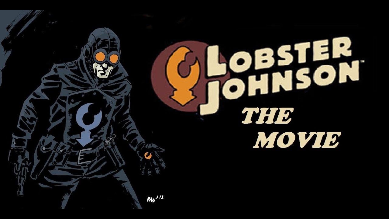 lobster johnson movie youtube