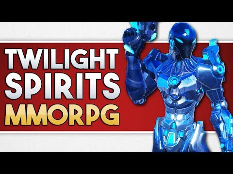 Twilight Spirits Overview | Chinese MMORPG | Open Beta Playable Through STEAM!