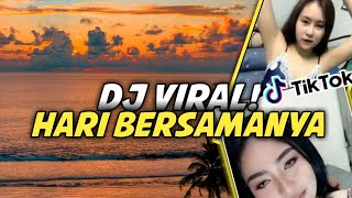 DJ HARI BERSAMANYA ( Zidan Habieby Remix )