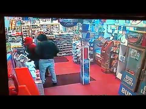 Halloween Armed Robbery of Dollar Saver in Wichita Falls, Tex.