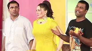 Qaiser Piya and Khushboo With Tahir Anjum | Comedy Clip 2021 | Punjabi Stage Drama