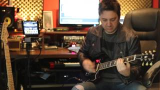 Rocking the House with JamUp and the new Gurus Amps #3 (Channel Sexy)