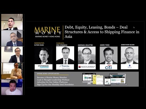Deal Structures & Shipping Finance in Asia