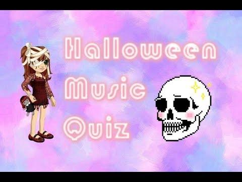 Halloween Music Quiz Answers | Woozworld