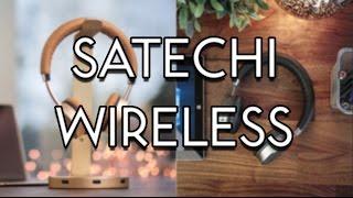 Satechi Wireless Headphones - Quick Review!