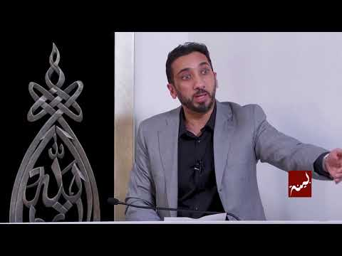 Egypt's Pharaoh in the Quran - Khutbah by Nouman Ali Khan
