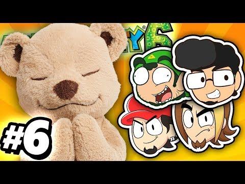 PELUDO E FOFINHO | Mario Party 6 #06