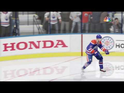 NHL Shootout| Conner McDavid vs Marc-Andre Fleury| Penguins vs Oilers| Mar 10 2017