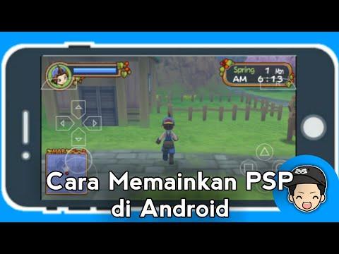 Cara Download & Pasang Game PSP di HP Android (PPSSPP) - Mudah Dipahami.