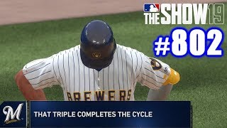 BEEN TRYING TO DO THIS ALL YEAR! | MLB The Show 19 | Road to the Show #802
