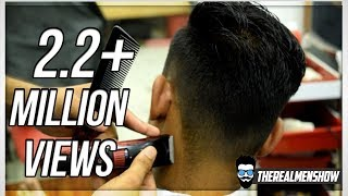 Best hairstyle for Boys Summer 2018 | Haircut Hairstyle trend 2018 | TheRealMenShow★ #16
