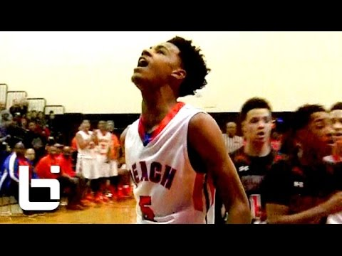 "Dejounte Murray OFFICIAL Senior Year Mixtape! ""Baby Jamal Crawford"""