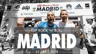 �������� ���� EDP Rock'n Roll Madrid 10K, 1/2 y Maratón 2018 ������