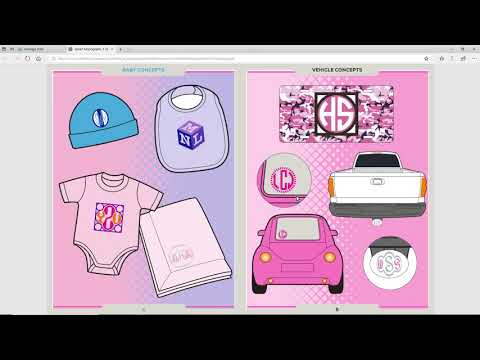 Conde & DAS Webinar: Smart Monogramming System 2/9/18