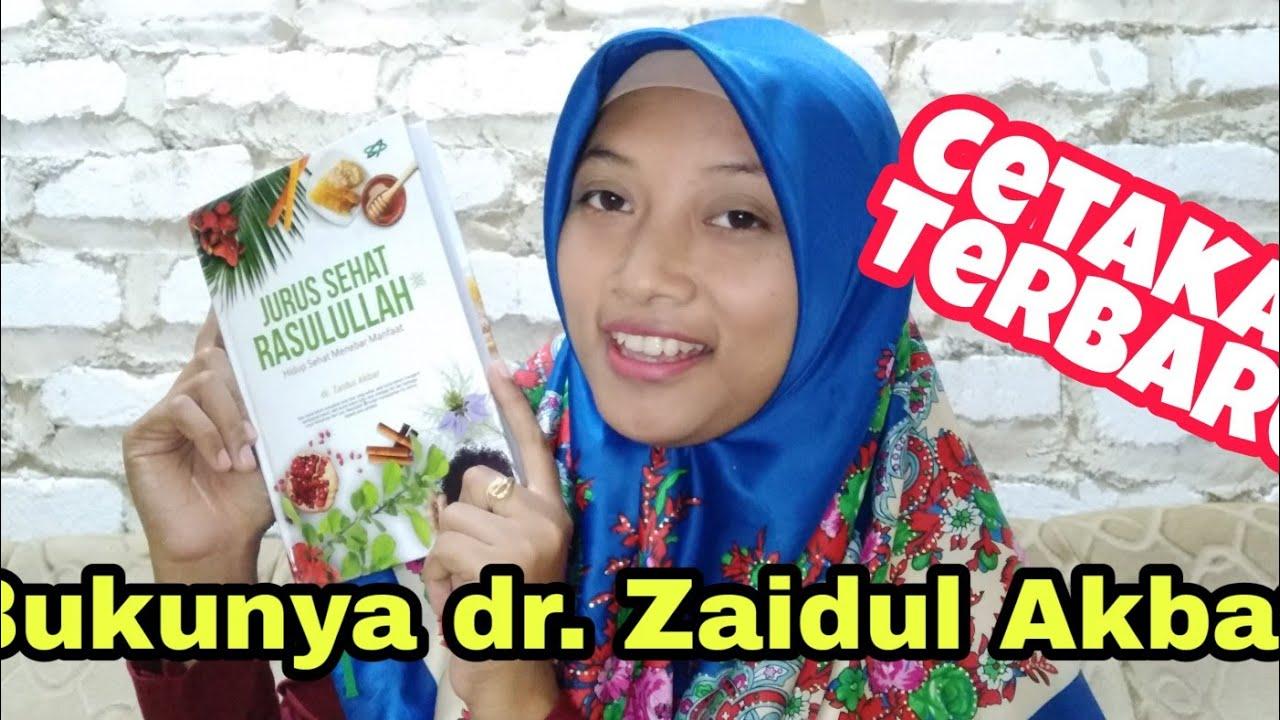 Unboxing & Review Buku Jurus Sehat Rasulullah Bukunya dr. Zaidul Akbar