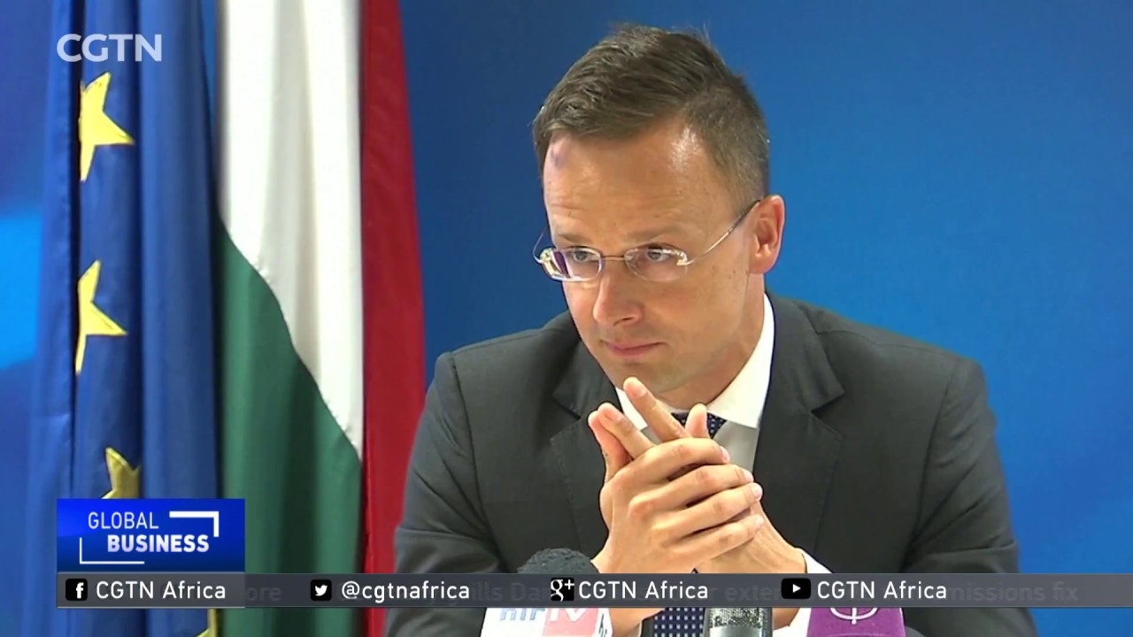 Hungary Blocks Opening Talks For Post Cotonou Agreement Youtube