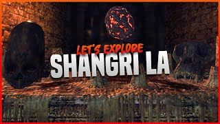 No Clipping Through Shangri La Plus Easter Egg