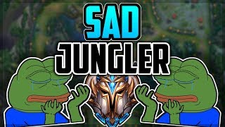 The WORST Thing About Being a Jungler 😢 UNRANKED TO CHALLENGER NA! Episode 3 I League of Legends