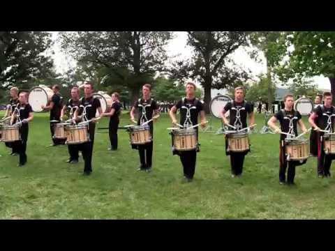 Colts Drumline 2014 - Championships Lot