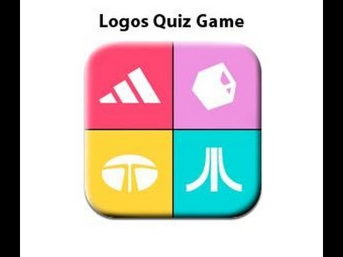 Logos Quiz Game - Level 1 - Walkthrough - All Answers (iphone, Android, Ipad, IOS)