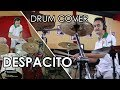 Despacito Drum Cover by Wandra Restusiyan 4K