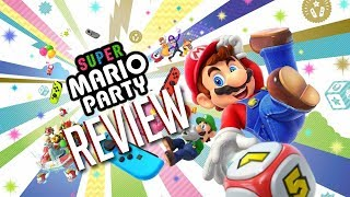 Super Mario Party Review - Party Pooper