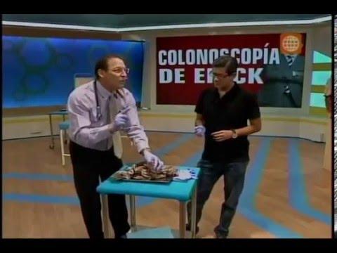 Dr. TV Perú (30-04-2015) - B2 - El Examen: La Colonoscopia – Erick Osores