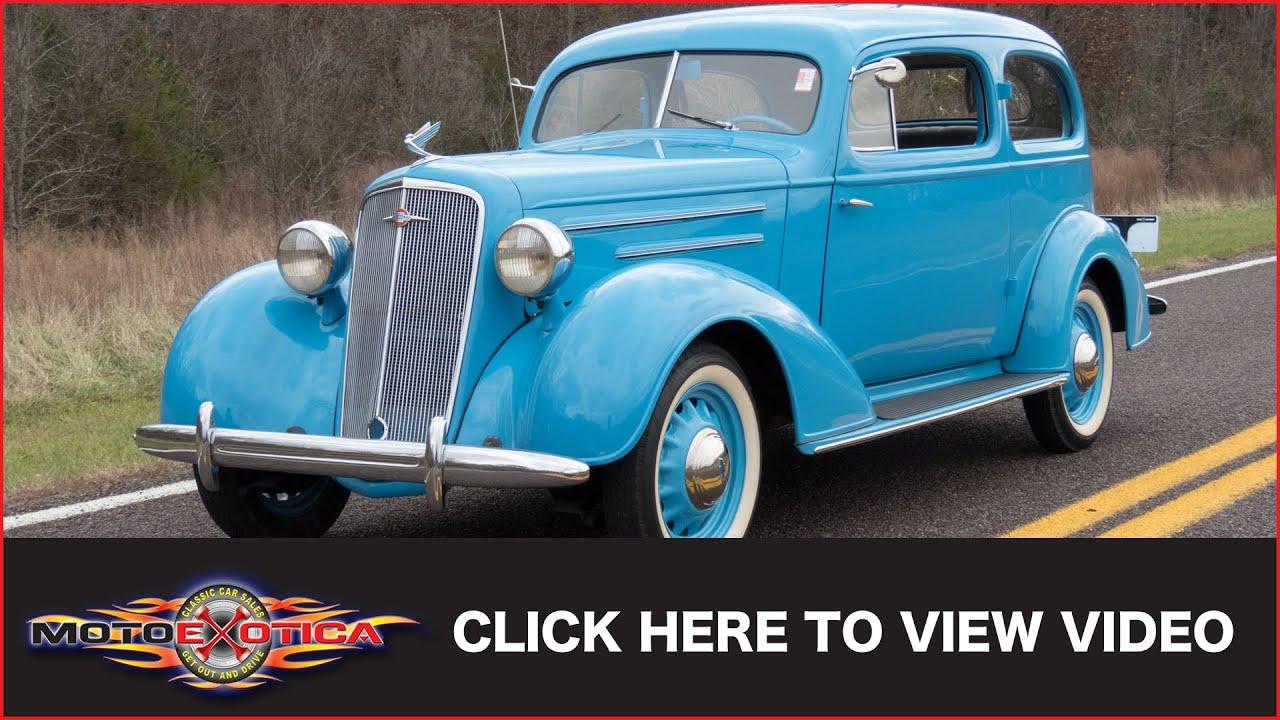 1935 Chevrolet Master Deluxe (SOLD)