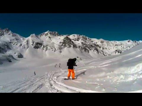 Winter Paradise in Ordino-Arcalís, Vallnord