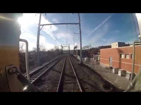 SEPTA Main Line Glenside to Wayne Jct SL-V