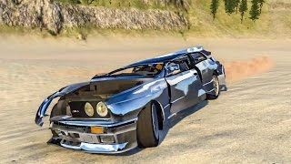 WILL IT STILL DRIVE #2 - BeamNG Drive Crashes