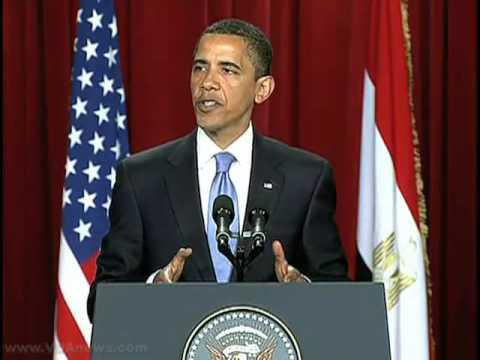 Obama Addresses World's Muslims