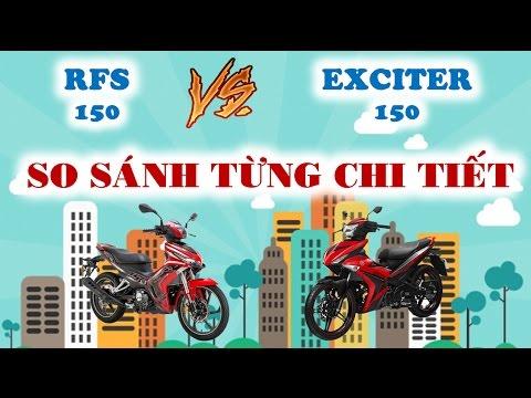RFS 150 vs Exciter 150