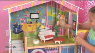 Kidkraft Wooden Dolls House Super Groovey 65190 Http   Wooden Toys Direct Co Uk
