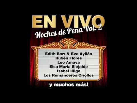 8. Saca las Manos (En Vivo) - Eva Ayllón - En Vivo: Noches de Peña, Vol. 2