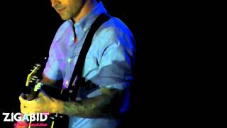 Dashboard Confessional plays Screaming Infidelities live at the Troubadour in Los Angeles