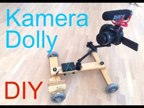 diy kamera dolly selber bauen anleitung youtube. Black Bedroom Furniture Sets. Home Design Ideas