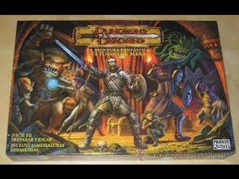 Como jugar calabozos y dragones parte 1 youtube - Juego de rol de mesa ...