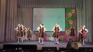 Детский танцевальный коллектив КарусельПлюс   Плясовая