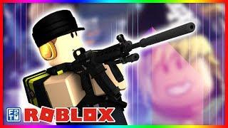 Main sniper in Roblox Q-Clash