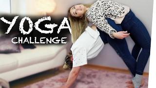 YOGA CHALLENGE mit meiner MUTTER   janasdiary