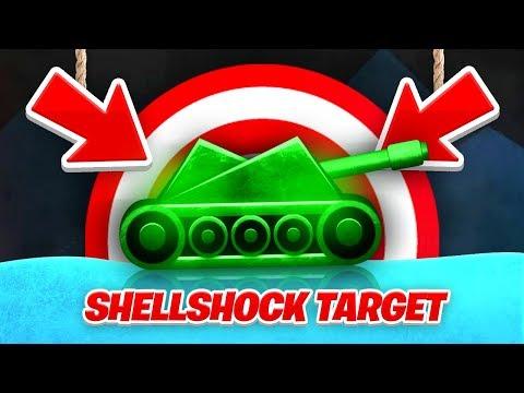 THEY MADE ME A TARGET! (ShellShock Live)